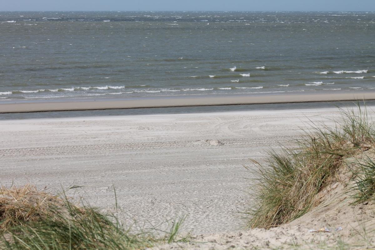 Wenn einer eine Reise tut: Blavand, Dänemark. Pt.I