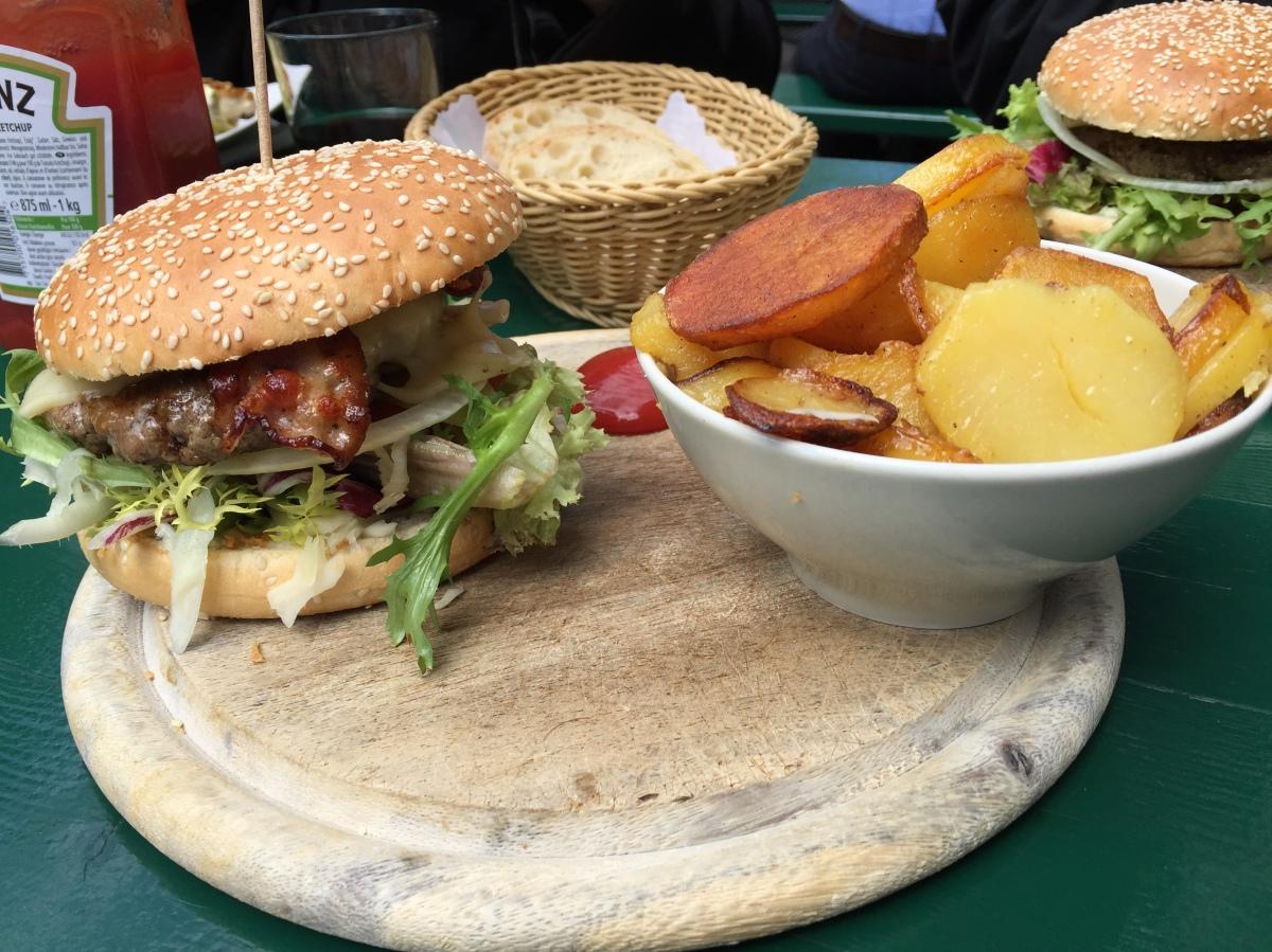 Burgertour – Thämer's Burger imThämer's