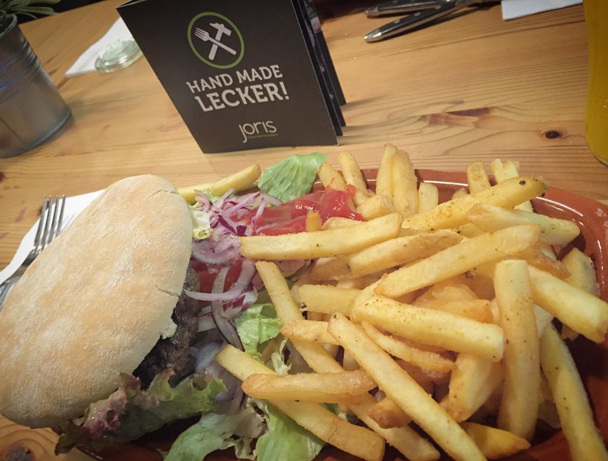 Burgertour – JORIS in der CityNord