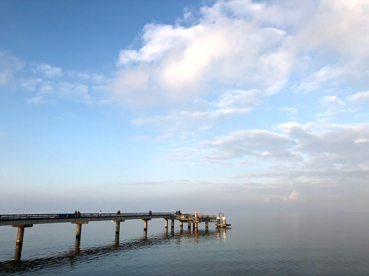Ein Tag am Meer:Heiligenhafen